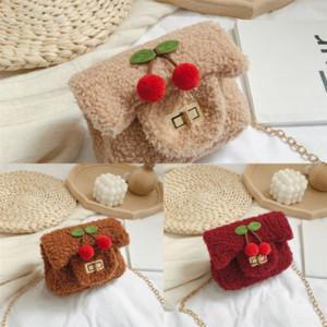 eSkBd ONTHEGO GM Genuine cute even beaded handbag Tote cherry Bag girl Handbag Purse Child Women Leather Shoulder Bag Top Handles Strap