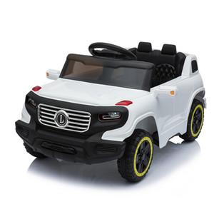 6 V Single Drive Toys Auto Safety Bambini Guidare su Automobile Elettrico Rotelle elettriche Musica e Light Telecomando wireless 3 Speed USA