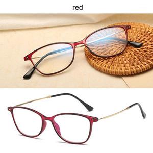 Reading Glasses Glass Cat Eye Blue Light Blocking Reading Glasses Flexible Readers TR Ultralight Plus 1.0 1.50 +2.0 +2.50 +3.001