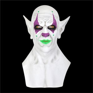 Pennywise 0hiyv Joker Stephen Kings Itcosplay Clown Tim Curry Cosplay Halloween-Party-Led Requisiten Maske