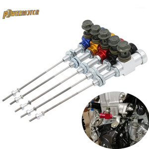 Motorradbremsen Leistung Hydraulische Kupplung Bremspumpe Hauptzylinderstangensystem Effiziente Übertragung M10x1.25mm1