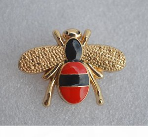 luxury designer brooches for women with crystal fashion bees brooch pins gift clothes accessories drop shipping