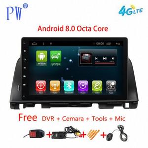 Carro GPS Rádio 10.2 polegadas Android 7.1 / 8.0 Navi para Kia K5 Optima 2015-2017 Stereo Multimedia Car Video Maps Navigation Chefe Unidade Golv #