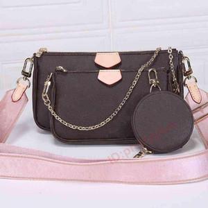 Женские роскоши дизайнеры моды M80091 Crossbody кошелек рюкзак сумки сумки кошельки держатель карты сумочка плечевые сумки сумки мини-сумка кошелек