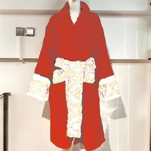 Classic Jacquard Designer Accappatoio Barocco notturno Robe Uomo Donna Robes Couple Home Abbigliamento Marca Sleepwear Unisex Torbi caldi traspiranti