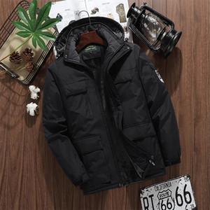 Chaquetas de esquí invierno cálido chaqueta gruesa hombres mujeres capa con capucha Abrigo impermeable a prueba de viento Outwear Outwear Pesca Camping Snowboard Ski Suit MÁS TAMAÑO M-9X
