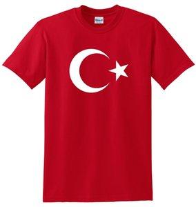 TÜRKEI TURKIYE TÜRKISCH ISLAMISCHE MOSLEMISCHE FLAG CREST T-SHIRT ALLE Farben Größen Sport Hoodys Hoodie
