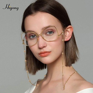 HIYONG Chic Eyeglasses Chains Women Reading Glasses Chains Gold Color Eyewear Lanyards Sunglasses Cord Holder Neck Strap Rope