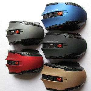 Wireless 2.4GHz Optical Mouse with USB Receiver Game Wireless Mice with USB Receiver Mause for PC Gaming Laptops1