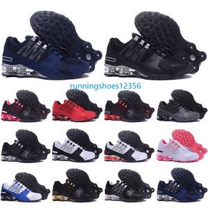 Max Shox 809 802 806 2021 Avenue 802 Sapatos Entregar NZ R4 809 Mulheres Running Shoes Marca para Almofada Shox Sneakers Sports Jogging Trainers36-45