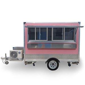 Verkaufsanhänger - Imbisswagen - Foodtruck - Foodtrailer - Retro Imbisswagen