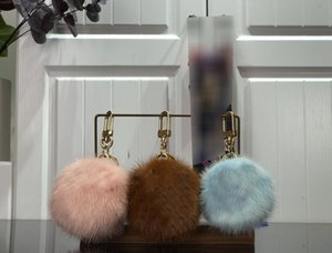 Fashion Key Buckle Car Keychain Handmade Leather Keychains Men Women Bag Pendant Accessories 3 colour portachiavi porte clés