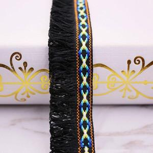 2-х годов Tassel Fringes Trim Trims Accessific Trubbons Lace Tassels Ткань, обрезка ткани для DIY Швейная одежда Handmade аксессуары H Jllpja