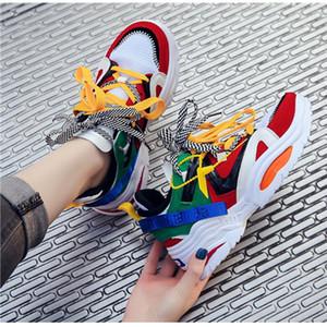 старые дедушка обувь для мужчин женщин ЭДПА, АВО или CLF четыре сезонов дышащей сетки Удобной повседневной обуви