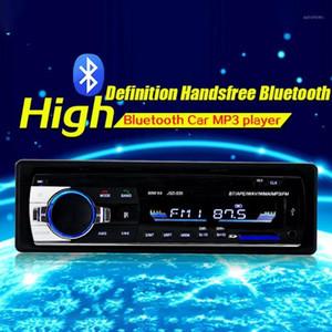 Adreing Bluetooth voiture Lecteur MP3 Audio Stéréo 4x60W Voiture radio 12V In-Dash 1 DIN FM Aux Entrée Récepteur Audio MP3 Player1