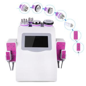 Super Slimming Body Shaping Cavitazione Aspirazione Bipolare Tripolare Multipolare RF Laser Slim Dyer Machine laser