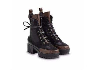 Классики Изысканный кожа женщин сапоги высокие каблуки и Подлинные ботинки на открытом воздухе моды мартеновские ковбойские сапожки Western hm011 L01