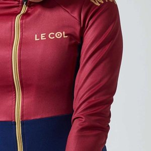 Quente New Le col Inverno 2020 fleece térmica revestimento dos homens de Ciclismo Roupa Jersey andar de bicicleta MTB Estrada roupas ropa ciclismo