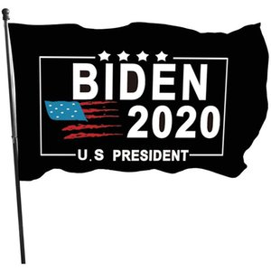 Joe Biden President 2020 Printed Flag American Election 2020 Governor Flag Outdoor Home Garden Yard Banner Decoration DDA381
