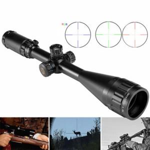 Охота Снайпер Продукт Jacht 6-24x50 Aoe Прицел прицельного Richtkruis Sniper Гроен Red Dot Руды J7W9