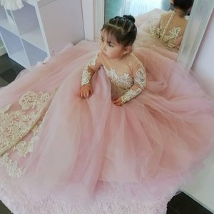 Elegant Girl Pageant Dresse Princess Bow Short Sleeve Prom Dress Vestido Floor Length Graduatioin Party Ball Gown for Girls