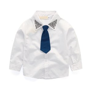 suit kid Wedding outfit baby clothing set boy shirt waistcoat pants tie 4-piece outfits boys formal clothes se