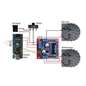 Levitador acústico 3D impresso Tinylev engraçado kit DIY inteligente para arduino nano1