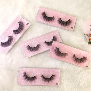 *Free Shipping ePacket 3D Mink eyelash False Eyelashes Natural Long Fake Eyelash Extension Thick Cross Fake Eyelash With Plastic Bag!!