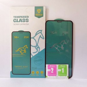 10PCS 21h tempered glass screen protector film for VIVO X21 X23 X27 X30 PRO X50 Lite X2 PRO with packing free shipping