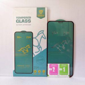10PCS caballo veloz 21h vidrio templado película de protector de pantalla para VIVO Y5S Y7S Y9S con embala el envío libre