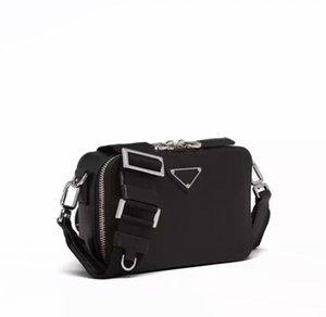 Классический мужчина Многоцелевой одноцензионный мешок диагональной промежутки мешок сумка для камеры Размер: 18 * 12 * 5.5см 2VH070