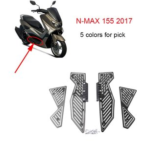 Nmax 155 N-max155 n max 2020 For Motorcycle footrest Foot Pegs Pedals plate