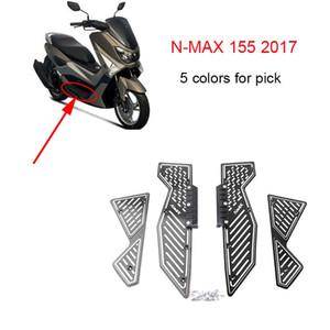 Nmax 155 N-max155 n max 2020 para la motocicleta reposapiés placa Foot Pegs Pedales
