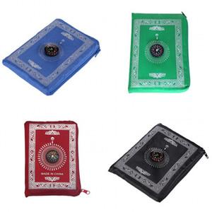 210D Coperte di stoffa impermeabili da 210D Moda portatile Pocket Pocket Mat Mat Woolen Coperta Etnica Stile etnico Nuovo Arrivo 4 4YQ J2