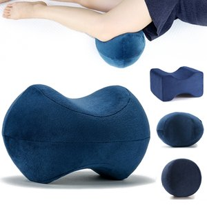 Orthopedic Memory Foam Knee Pillow for Sleeping Sciatica Back Hip Joint Pain Relief Side Sleeper Leg Pad Support Cushion