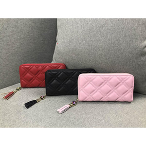 إمرأة Deisgner محفظة متجمد الصغيرة جلدية متعددة الوظائف سعة كبيرة المحفظة طويلة حقيبة بطاقة Luxry 2020 نمط جديد موضة