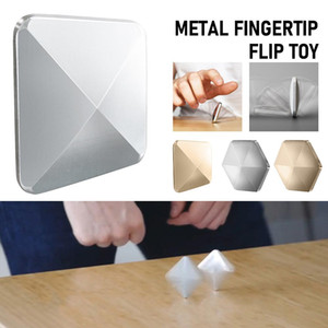 Flipo Flip Decompression Artifact Fingertip Decompression Creative Desktop Toy Adult Surprise Pocket Desk Toys DHL Free shipment