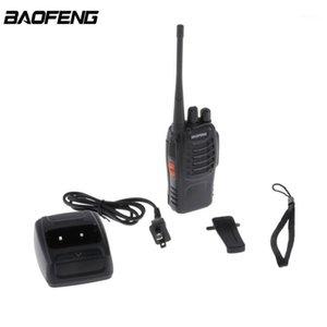 Walkie Talkie Baofeng BF-888s 5W 2 Way Radio Long Range UHF VHF BF888S UHF 400-470MHz 16CH Portable Transceiver1