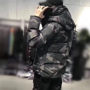 Veste de la veste d'hiver de haut de la qualité Hommes Hiver Hiver Hiver Sweat à sweat à capuchon Tick Mode haut de gamme Casual Casual Étanche Homme Étanche Homme Down