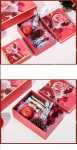 Confezione regalo New Spot di regalo di natale la vigilia di Natale di Apple Candy Box Bambino Natale Capodanno