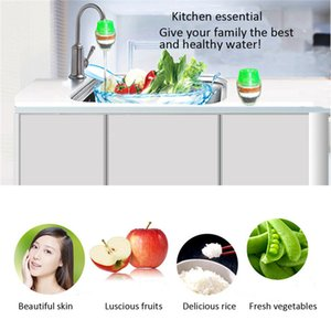 Household Kitchen Home Carbon Faucet Mini Tap Water Clean Filter Purifier Filtration Cartridge 16-23mm Carbon Water Filter EWE2193