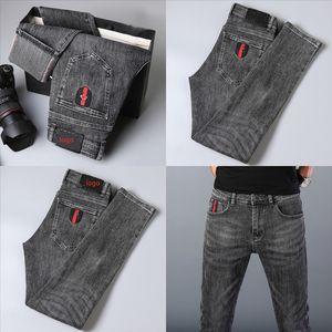 8o4If Mens Jeans Designer luxury Classic Denim Hop Pants Stylist den man jeans Jeans Slim Ripped Biker Jean Distressed Fit Motorcycle