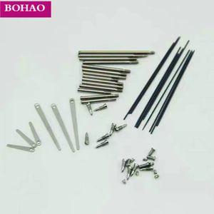 Clarinet Repair Tool Set Parafusos / Key eixo / juncos / peças de reparo Needle Clarinete