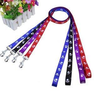 120 centimetri alta qualità a lungo di nylon domestico del cane di guinzaglio per Daily Walking 1,0 centimetri 1,5 centimetri 2,0 centimetri 4 colori CCB2084