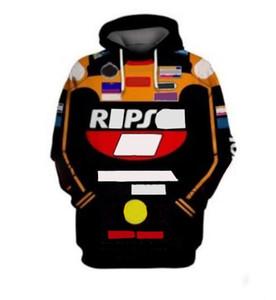 2020 Venta caliente Fleece Suéter cálido Hombres y mujeres Motocicleta Motocicleta Racing Racing Traje Suéter Chaqueta