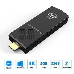 مصغرة PCS W5 برو ويندوز 10 قطعة عصا رباعية النواة atom x5-Z8350 رام 4 جيجابايت rom 64GB wifi بلوتوث win10 64bit desktop1