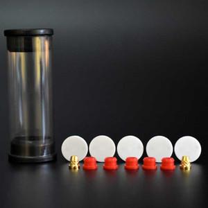 5 teile / pack 1.3mm Dicke Keramik Heizspule für Peak Zerstäuber Repair Repuild Ersatz Wachs Verdampfer Coilless Technology