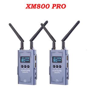 카메라 스튜디오 사진에 대한 FORHOPE XM800 PRO 8백피트 무선 전송 시스템 오디오 통신 태블릿 전화 모니터링