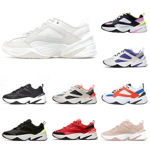Nike M2K Tekno  Venda quente Monarch M2K Tekno Moda Pai Sapatos Monarca 4 Designer Zapatillas Tênis De Corrida Das Mulheres Dos Homens Clássicos Das Sapatilhas des unisex
