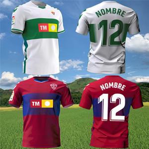 Elche CF Futbol Forması 2020 2021 Rodriguez Fidel Calvo Milla Josan Folçası Ev Uzakta Futbol Gömlek Boyutu S-XXL